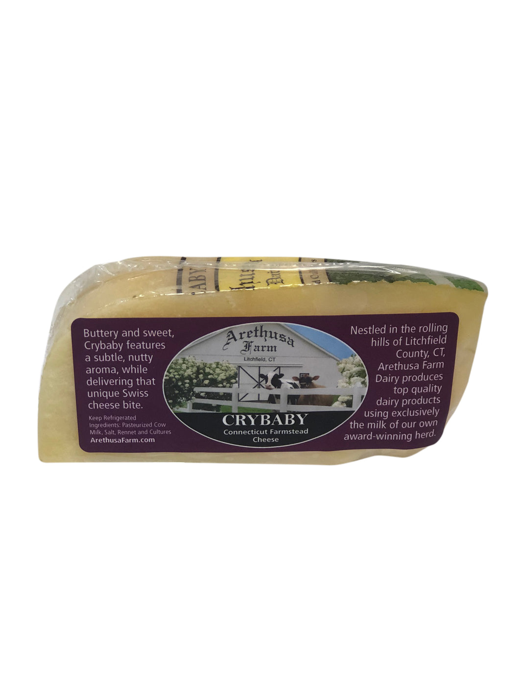 Arethusa Farm Cry Baby Cheese