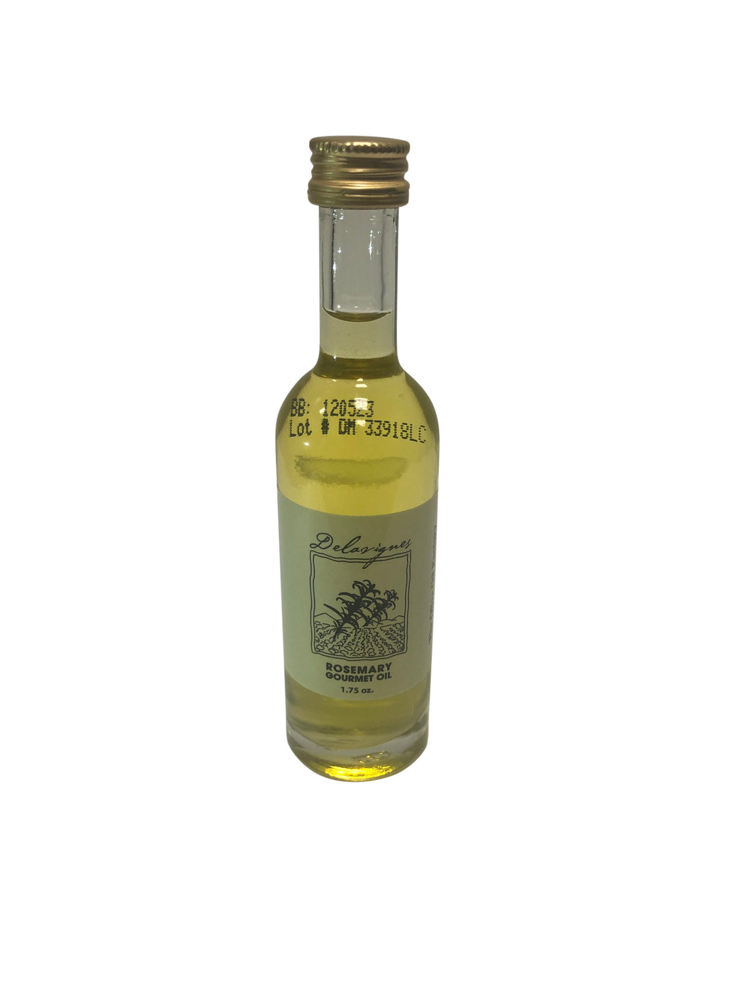 Rosemary Infused Olive Oil 1.75oz
