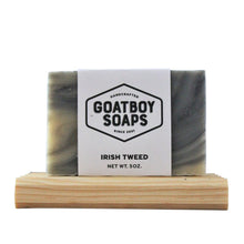 Load image into Gallery viewer, Goatboy Soaps - Irish Tweed