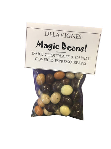 Delavignes Magic Beans!