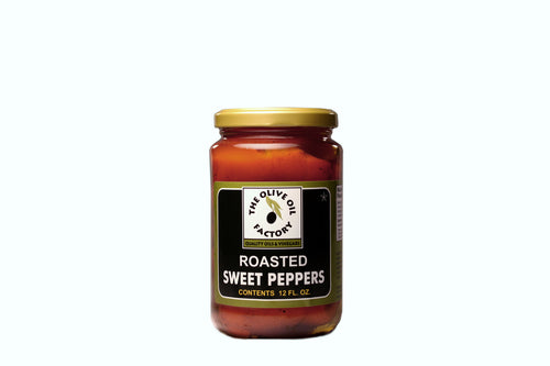 Roasted Sweet Peppers 12oz