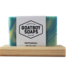 Load image into Gallery viewer, Goatboy Soaps - Patchouli
