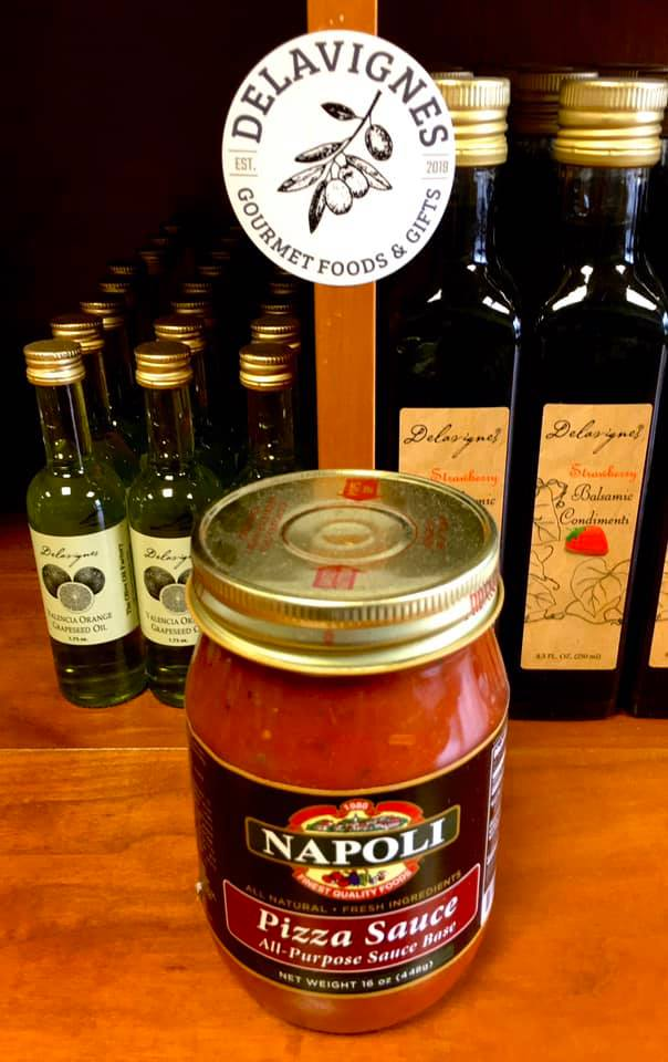 Napoli Pizza Sauce - 16oz.