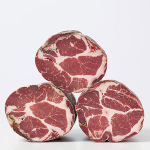 Coppa (Dry Cured Capicola) - (Approx. 1-3 lb)