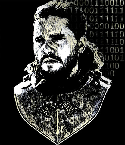 History Machine Podcast Bonus Episode 2 Game of Thrones Jon Snow Image