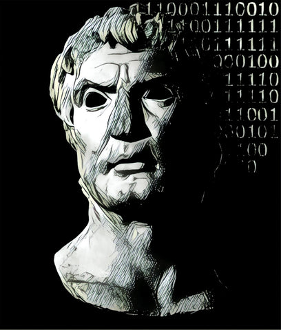 History Machine Podcast episode 9 image Sulla Rome bust