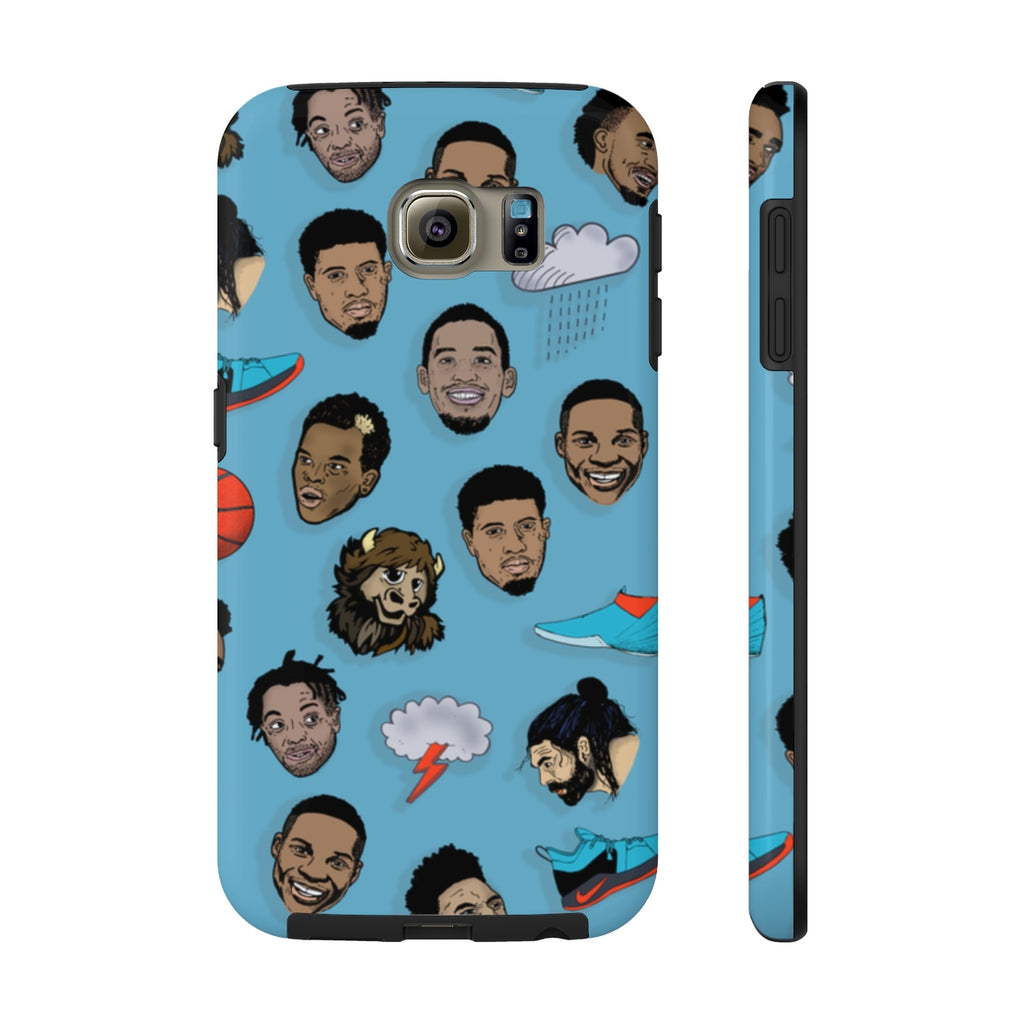 Thunder Rolls Case Mate Tough Phone Cases