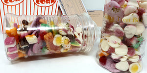 Gluten Free Choc 'n' Pop + Pic 'n' Mix Movie Night Box - Date Night, Night in, Movie, Cinema Gift