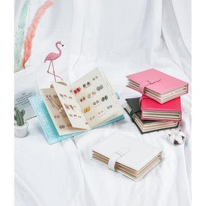 (BUY any 2 items free shipping)Christmas special price Earring storage album