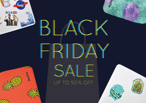 Black Friday deals! up to 50% Off