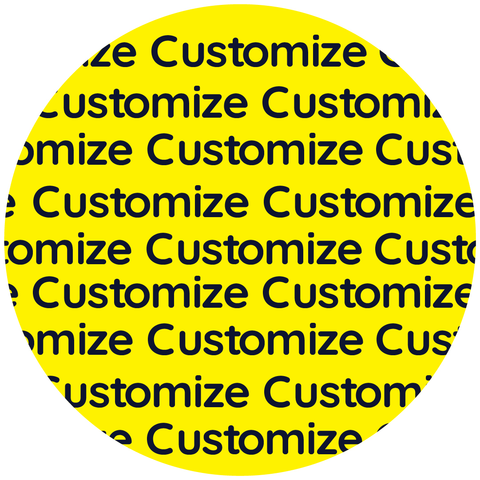 Customize Your Sticker