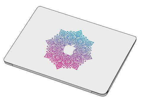 Mandala macbook sticker-Macbook sticker-]-Best laptop stickers in Egypt.-sticktop