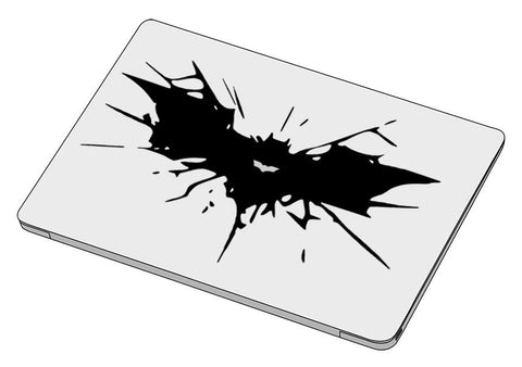 Batman Splash sticker-Macbook sticker-]-Best laptop stickers in Egypt.-sticktop
