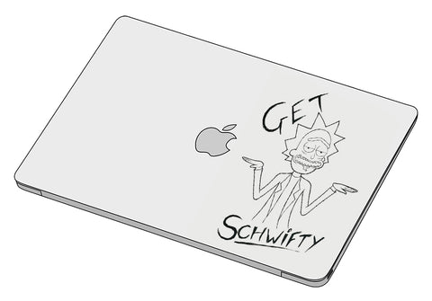 Get Schwiffty sticker-Decal-]-Best laptop stickers in Egypt.-sticktop