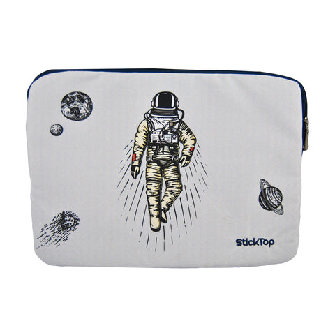 Cosmic Adventure Laptop Sleeve