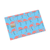Flamingo Credit card Sticker