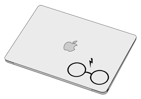 HP glasses sticker-Decal-]-Best laptop stickers in Egypt.-sticktop