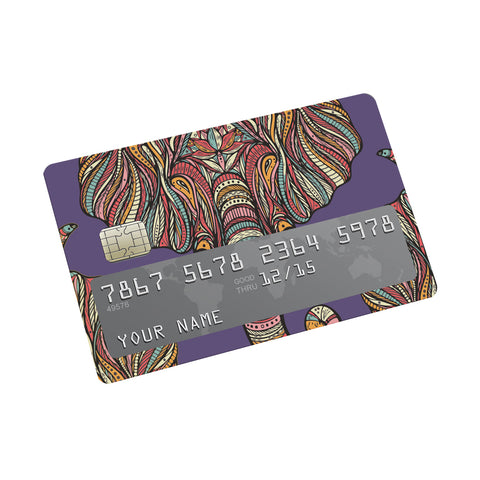 Namaste Credit Card Stickers