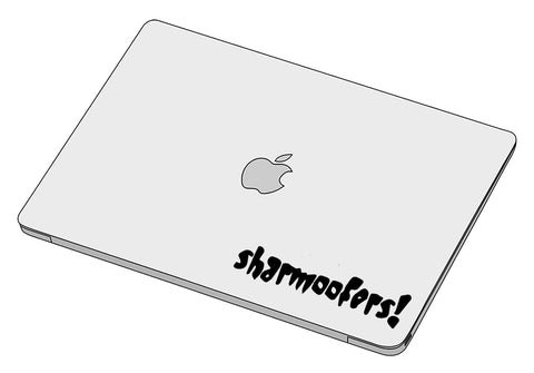 sharmoofers sticker-Decal-]-Best laptop stickers in Egypt.-sticktop