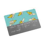 Banana Bonanza Credit Card Sticker