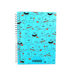 Mr Meeseeks A5 Notebook