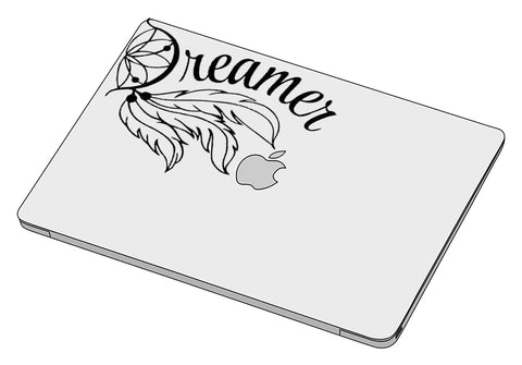 Dreamer sticker-Decal-]-Best laptop stickers in Egypt.-sticktop