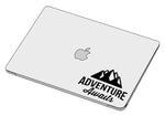 Adventure Awaits Mountains sticker-Decal-]-Best laptop stickers in Egypt.-sticktop