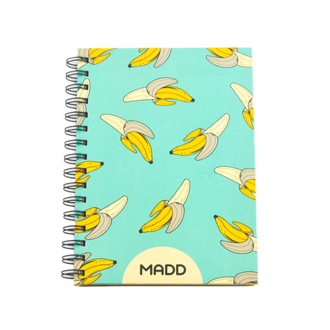 Banana Bonanza A5 Notebook