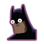Batman UWU sticker-Minis-MADD-[Laptop sticker Egypt]-[Laptop sticker in Egypt]-sticktop