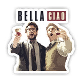 Bella Ciao Sticker-Minis-sticktop-[Laptop sticker Egypt]-[Laptop sticker in Egypt]-sticktop