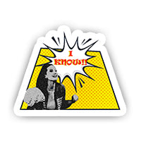 comic I KNOW sticker?-minis-sticktop-[Laptop sticker Egypt]-[Laptop sticker in Egypt]-sticktop