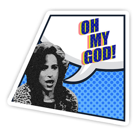 Comic Oh my God! Sticker-Minis-sticktop-[Laptop sticker Egypt]-[Laptop sticker in Egypt]-sticktop