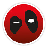 Deadpool Sticker-Minis-sticktop-[Laptop sticker Egypt]-[Laptop sticker in Egypt]-sticktop