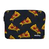 Extra Cheesy laptop sleeve