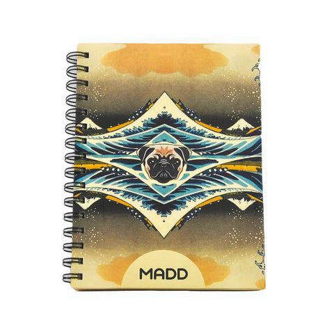 Hardcover Fantasia A5 Notebook