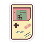 Gameboy sticker-Minis-MADD-[Laptop sticker Egypt]-[Laptop sticker in Egypt]-sticktop