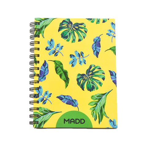 Hardcover In The Jungle A5 Notebook