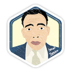 Ismail Yassin sticker-Minis-sticktop-[Laptop sticker Egypt]-[Laptop sticker in Egypt]-sticktop