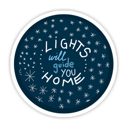 Lights will guide you home sticker-Minis-MADD-[Laptop sticker Egypt]-[Laptop sticker in Egypt]-sticktop