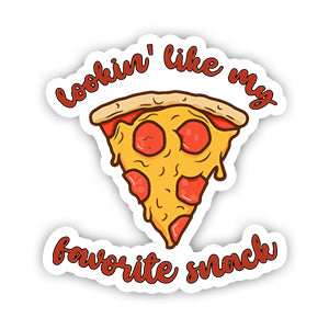 Pizza sticker-Minis-sticktop-[Laptop sticker Egypt]-[Laptop sticker in Egypt]-sticktop