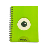 Mike Wazovski A5 Notebook