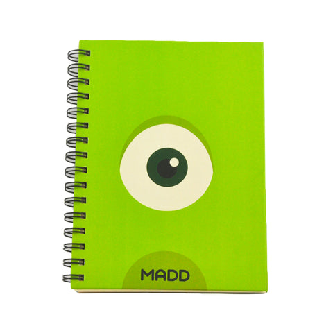 Hardcover Mike Wazowski A5 Notebook