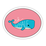 Oh whale sticker-Minis-sticktop-[Laptop sticker Egypt]-[Laptop sticker in Egypt]-sticktop