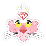 Pink Panther sticker-Minis-sticktop-[Laptop sticker Egypt]-[Laptop sticker in Egypt]-sticktop