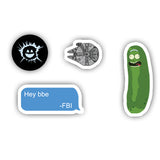 Pop Culture Webcam shutter stickers-Cam shuts-]-Best laptop stickers in Egypt.-sticktop