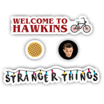 Stranger Things Webcam shutter stickers-Cam shuts-]-Best laptop stickers in Egypt.-sticktop