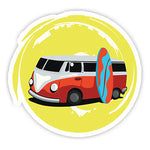 Summer bus sticker-Minis-MADD-[Laptop sticker Egypt]-[Laptop sticker in Egypt]-sticktop