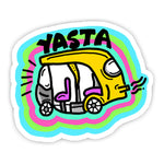 Yasta Toktok sticker-Minis-MADD-[Laptop sticker Egypt]-[Laptop sticker in Egypt]-sticktop