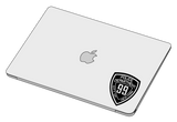 Police department 99 sticker-Decal-]-Best laptop stickers in Egypt.-sticktop