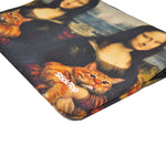 Mona Lisa's Pet Laptop Sleeve